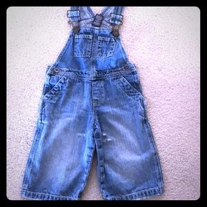 Baby Polo Jean overalls